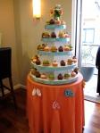 Cupcake display
