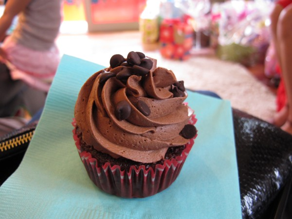 The most delicious cupcake I've eaten