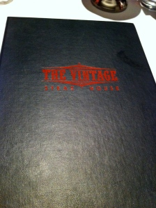 Vintage Steakhouse