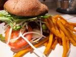 Tastey Turkey Burger