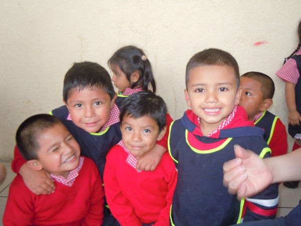 Local Guatemalan kids