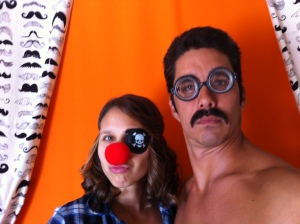 Make your own photobooth