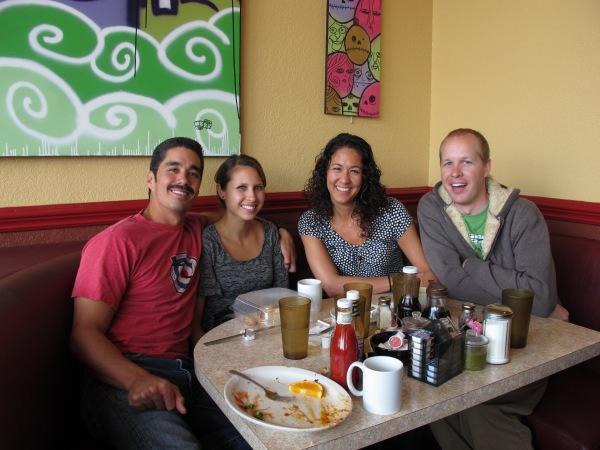 Coffee Cup Cafe, Long Beach