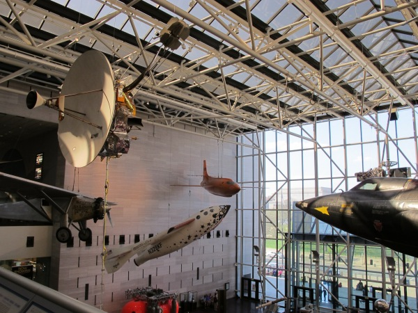 The Museum of Air and Space