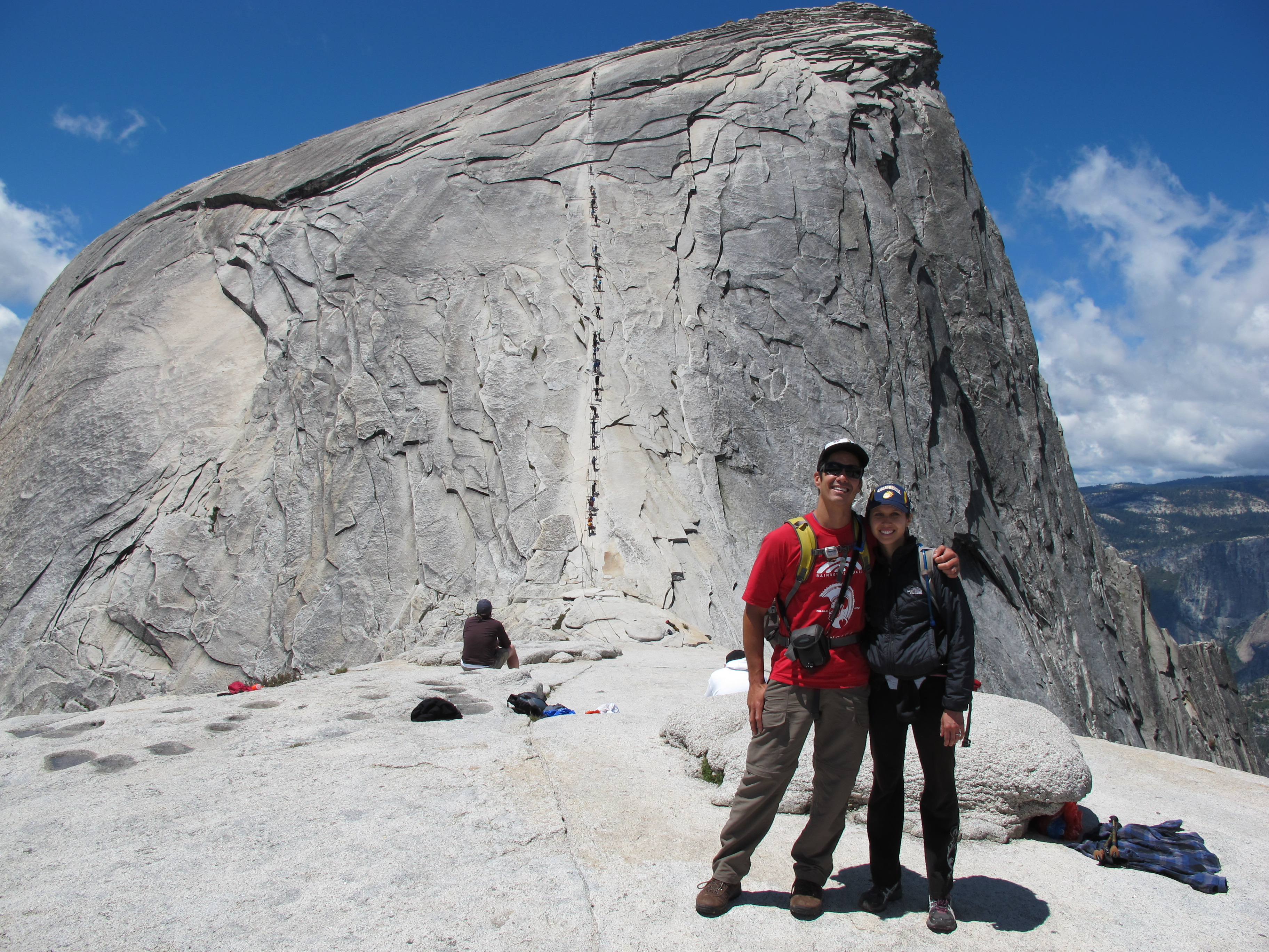 Essentials for Hiking Half Dome
